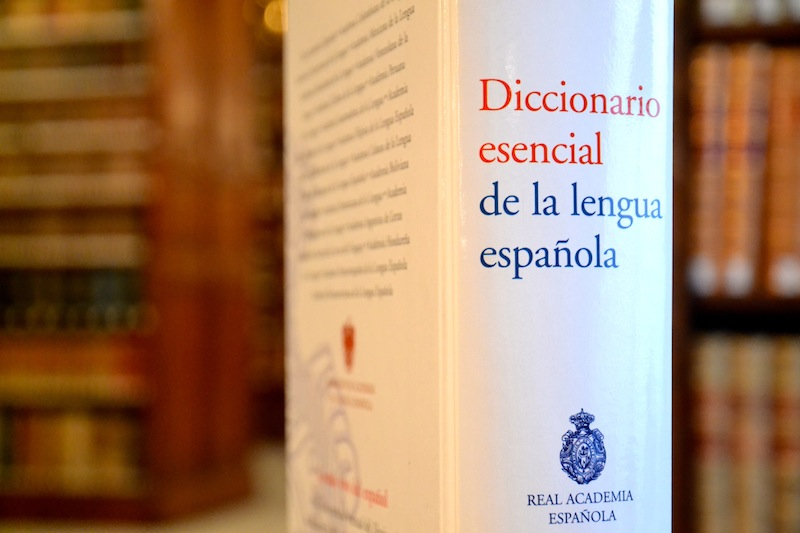 Diccionario esencial de la lengua española | Asociación de