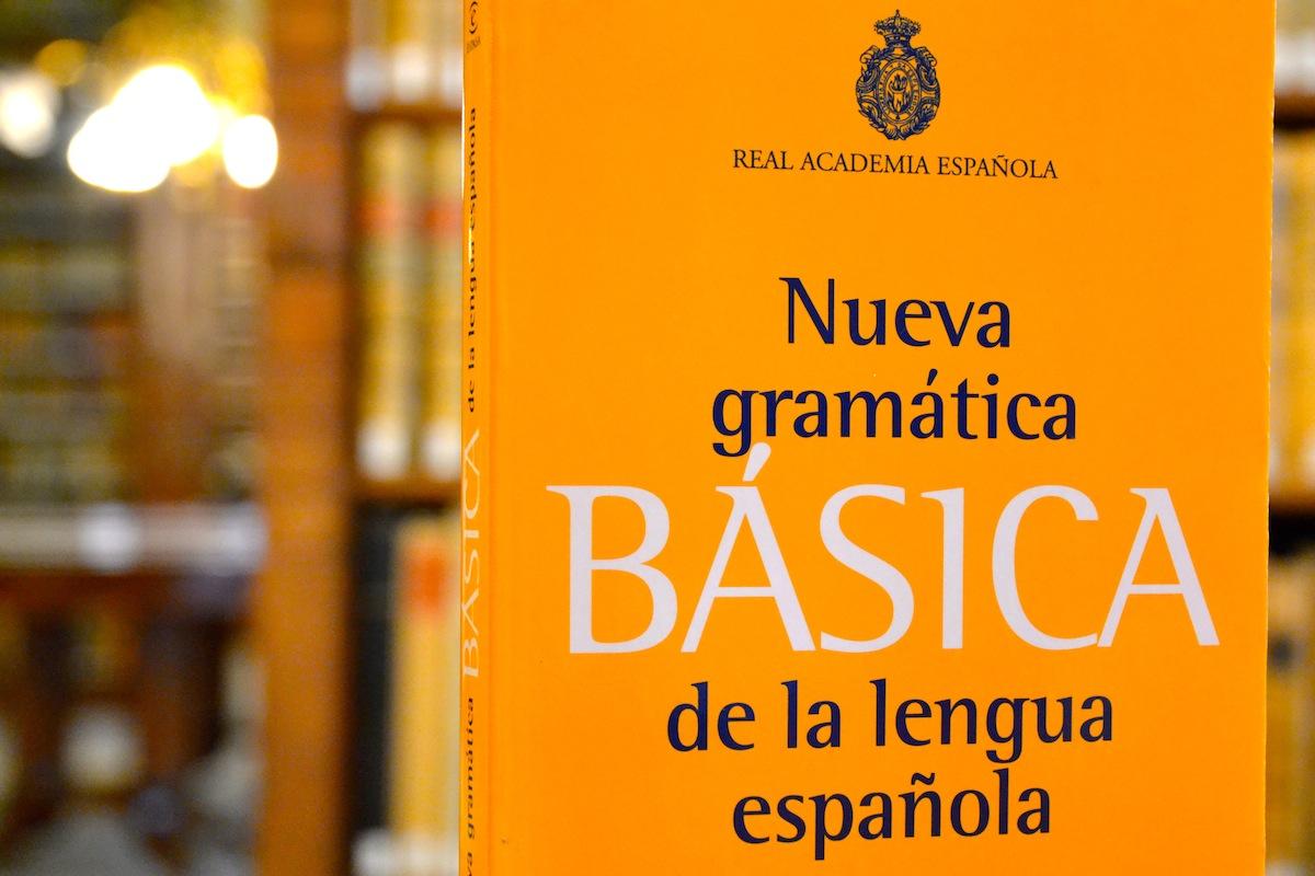 Nueva Gramática Básica De La Lengua Española Asociación De Academias De La Lengua Española